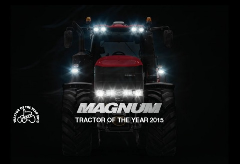 magnum cvx tractor of the year